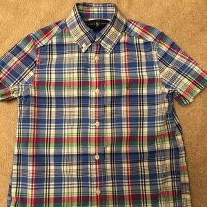 Ralph Lauren Boys Button Down Shirt